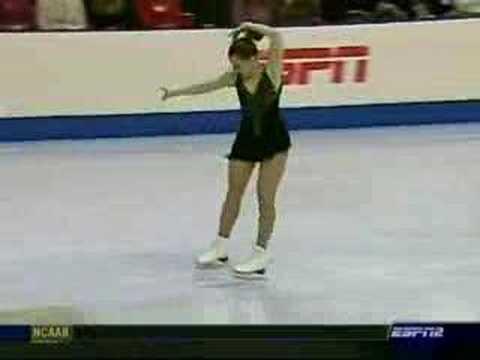 Emily Hughes 2007 US Nationals Short Program