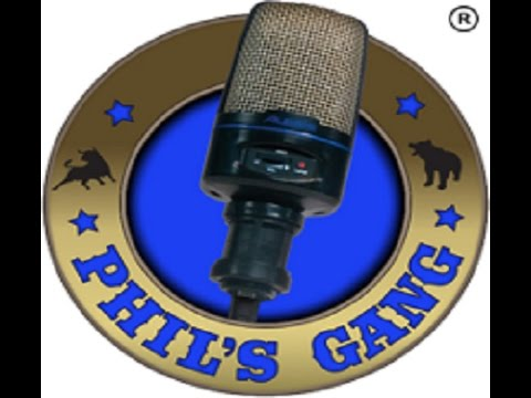 The Phil's Gang LIVE Radio Show  12/15/16