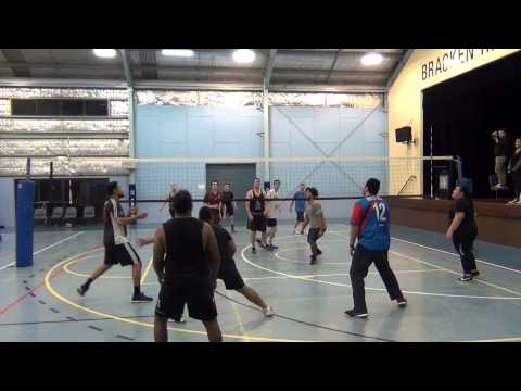 Brisbane Heat Social League Final Winter 2015 - sets 2 and 3