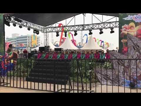 Ratoh Jaroe Mts Jamiat Kheir 2nd Place At FESTIVAL CISADANE TANGERANG 2019