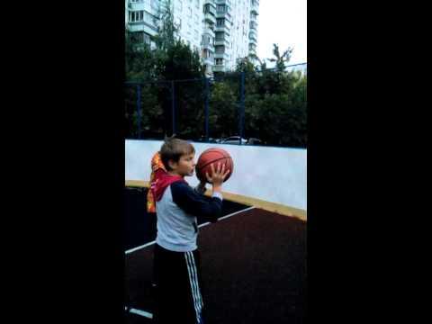 Баскетбол. Игра 33