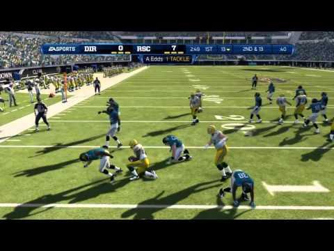 Madden NFL 13 Ultimate Team Episode 12 - Draft Duel Online Game & Flashback Pack By RsChrisG
