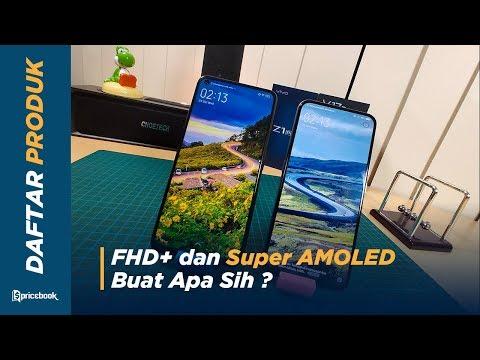 FHD+ Di Vivo Z1 Pro Dan Super AMOLED Di Vivo V17 Pro? Worth It Kah?