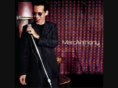 Marc Anthony  You Sang to Me