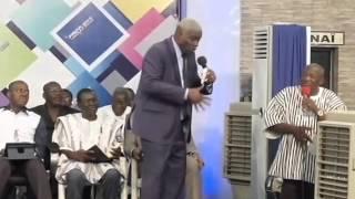 CISCO 2015 Ouverture soir Dr Mamadou Karambiri
