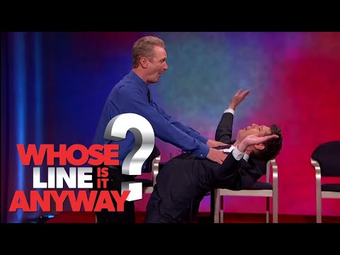Outside Your Comfort Zone - Hollywood Director | Whose Line Is It Anyway?