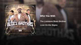 Louisiana blues brothers love on the bayou