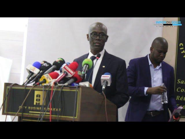 Thierno Alassane Sall  le Sénégal est un   bateau sans capitaine sans cap