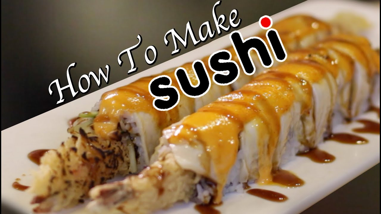 How To Make Sushi - Youtube-3872