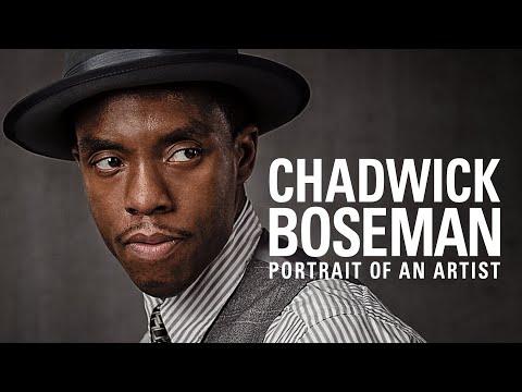 Chadwick Boseman: Portrait of an Artist   Official Trailer   Netflix