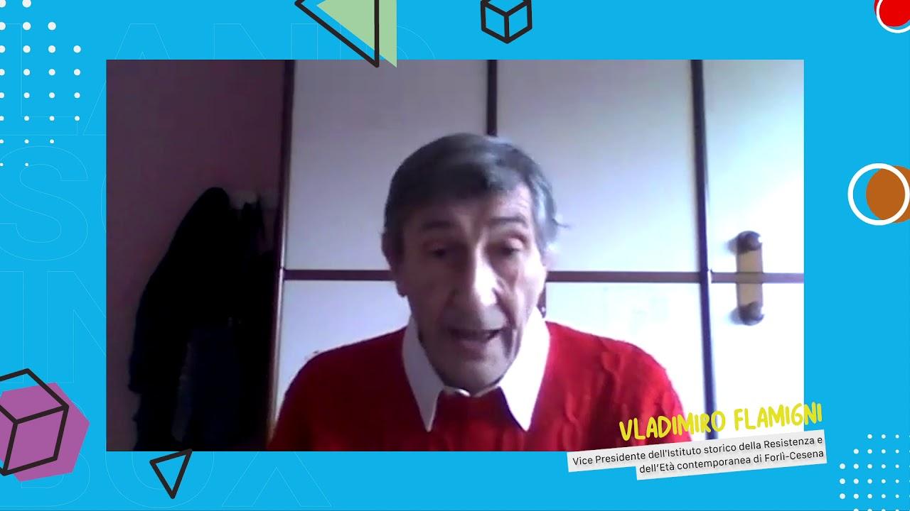 Vladimiro Flamigni / Vice Presidente dell'Istituto storico di Forlì-Cesena / Landscape in a Box