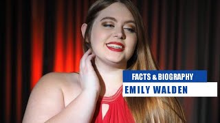 Emily Walden Lifestyle and Biography | Quick Facts | Relationship | Height | Plus Size Model