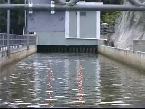 Como funciona una Hidroelectrica - INDE -