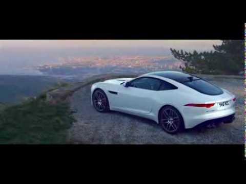 Jaguar F-Type Coupe - launch promo
