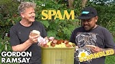 Gordon Ramsay Makes SPAM Scrambled Eggs in HawaiiScrambled