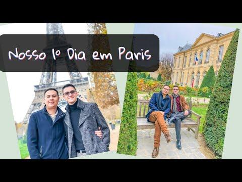 O que fomos fazer em Paris?