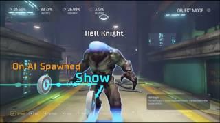 Doom SnapMap (five nights at the UAC version 2)