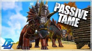 Ark: Survival Evolved - Ark Comes Alive Mod Part 2 - Passive Tames , Huge Fail  (Modded Ark)