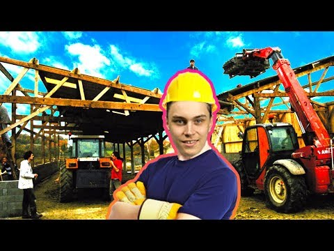 CONSTRUIT TA FERME ! (FARM MANAGER 2018)