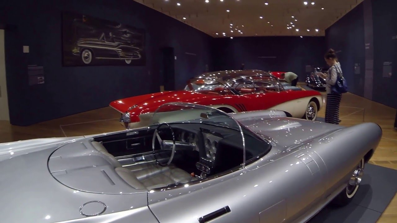 American Car Center >> 1959 Cadillac Cyclone XP-74 - YouTube