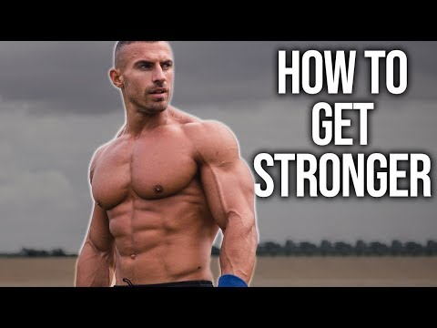 Everything You Need To Know About Getting Stronger