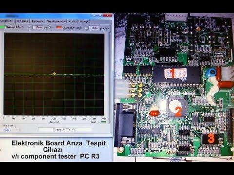 VI Component tester.
