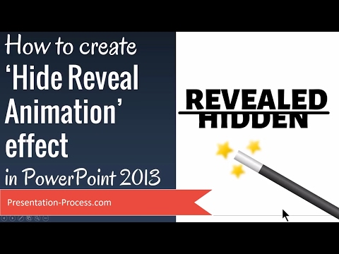 Create pan and zoom effects in PowerPoint