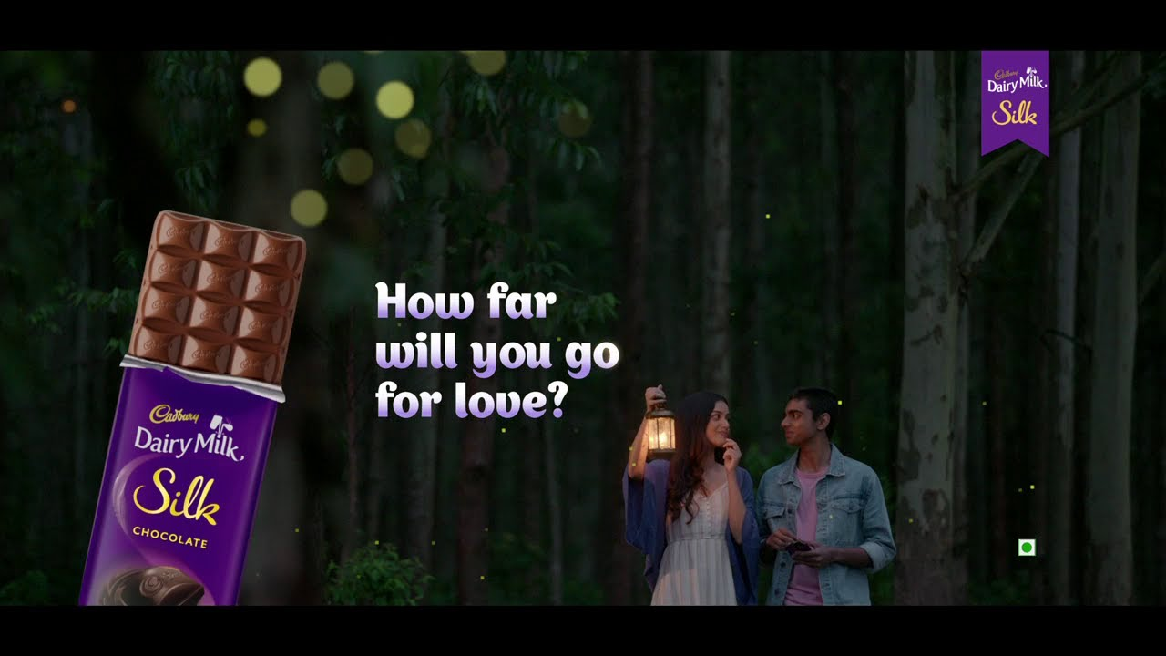 Cadbury Silk – How far will you go for love?