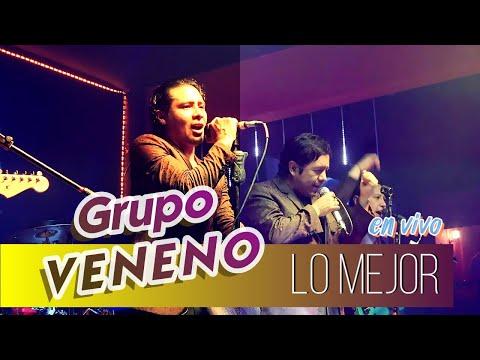 VIDEO: GRUPO VENENO - Clásicos Veneno Mix ¡En VIVO! (en Santa La Diabla ) - VIENDO ES LA COSA 2019