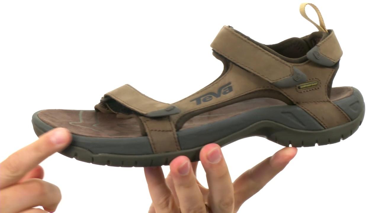 buy popular 59fcf bc85d Teva Tanza Leather SKU:7873754