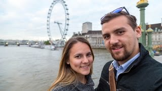 A Weekend Trip to London