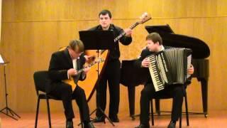 Д.Крамер Танцующий скрипач.MTS