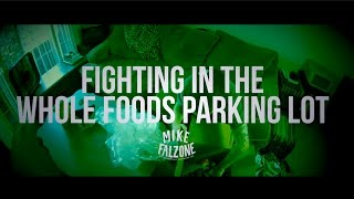 Fighting a Muppet in the Whole Foods Parking Lot (by @mikefalzone)