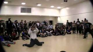 MC Hammer Protege White Boy Kills Hammer's Freestyle Dance