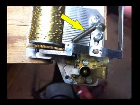 cuckoo clock repair music boxes DVD