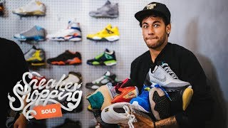 sneaker shopping with draymond green
