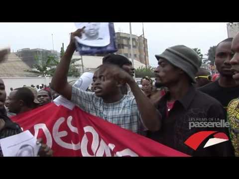 L'affaire Chebeya, un documentaire de Thierry Michel  P