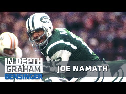 Joe Namath: Guaranteeing Super Bowl win