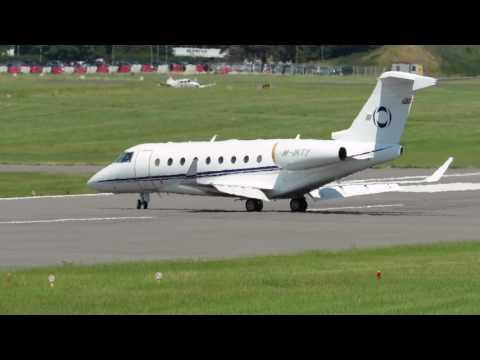 Israel Aerospace Industries Gulfstream G280 M-INTY