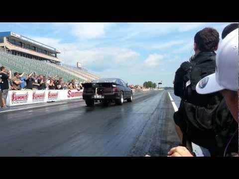 World's fastest AWD John Shepherd 1g talon
