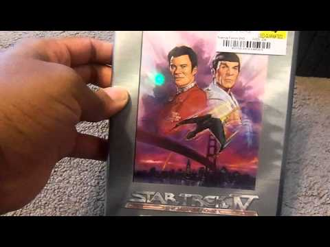 Star Trek The Motion Pictures DVD Collection DVD Review