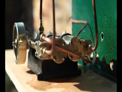 Model Twin Cylinder Mill Steam Engine – www.chilternmodelsteam.co.uk