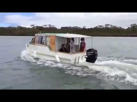 Semloh Small Houseboat - Youtube