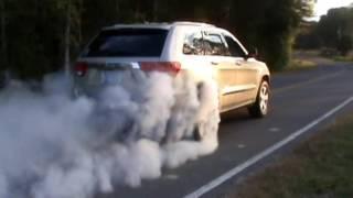 Video 2011 Jeep Grand Cherokee  burn-out download MP3, 3GP, MP4, WEBM, AVI, FLV September 2018