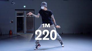 Kaylon Hallman - 220 / Tarzan Choreography