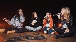 SESSIES: K3 & Jools brengen een megaschattige versie van 'Wannabe' van de Spice Girls!