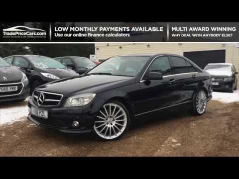 2010 Mercedes Benz C Class 3 0 C350 Cdi Blueefficiency Sport For Sale Car Review Vlog