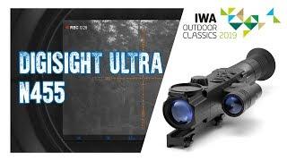 PULSAR DIGISIGHT ULTRA N455 обзор новинки на IWA 2019
