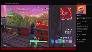 Fortnite battle royal season 9 trying to get people a win ill add you floor is lava