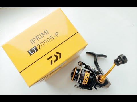 "Анбоксинг катушки Daiwa Iprimi 19 LT 2000S-P от рыболовного интернет-магазина ""Spinningline"""